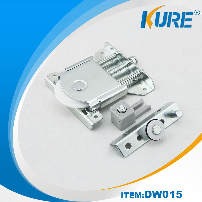 Adjustable Visible Sliding door Track Roller Wardrobe Door Roller