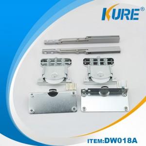 Alibaba hot sale Soft close heavy duty sliding door roller for sliding door closet