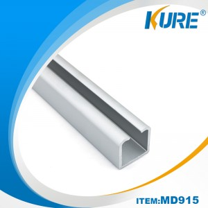 Aluminum Profile In China for Cabinet Sliding Doors