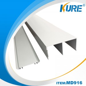 Aluminum Profile Products Standard Sizes Manufacturers China