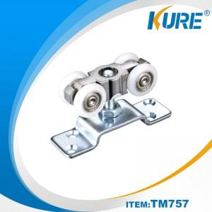 automatic sliding door mechanism