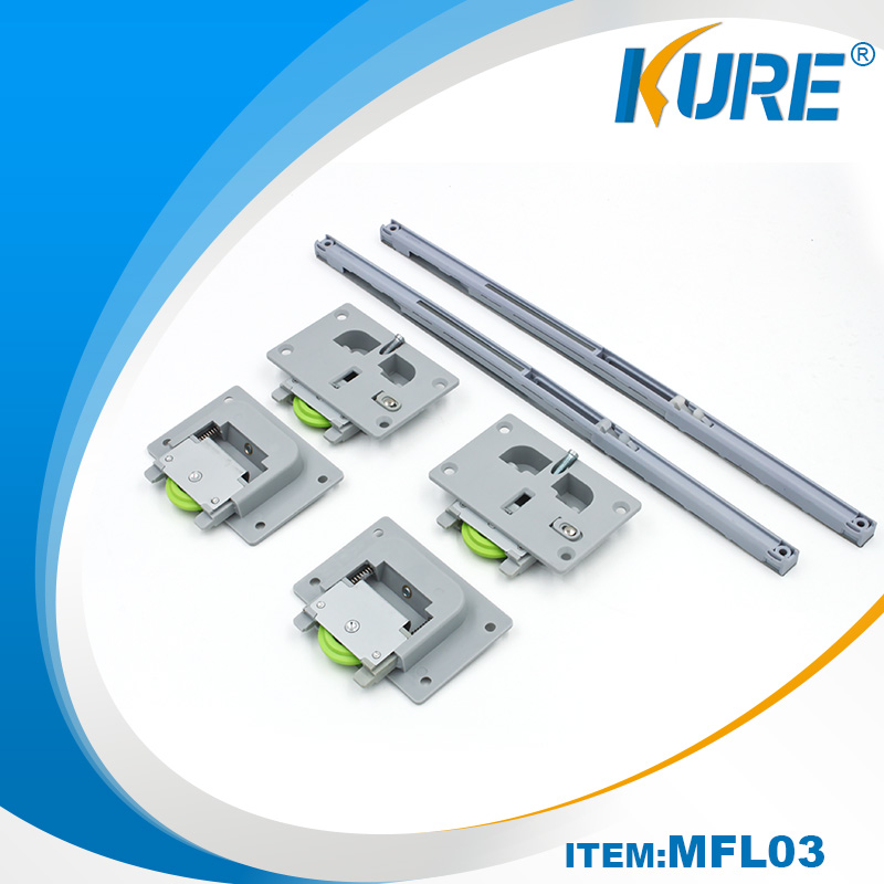 Mööbel Cabinet Lükandsüsteemid Roller puhvriga süsteemi Soovitatavad Image