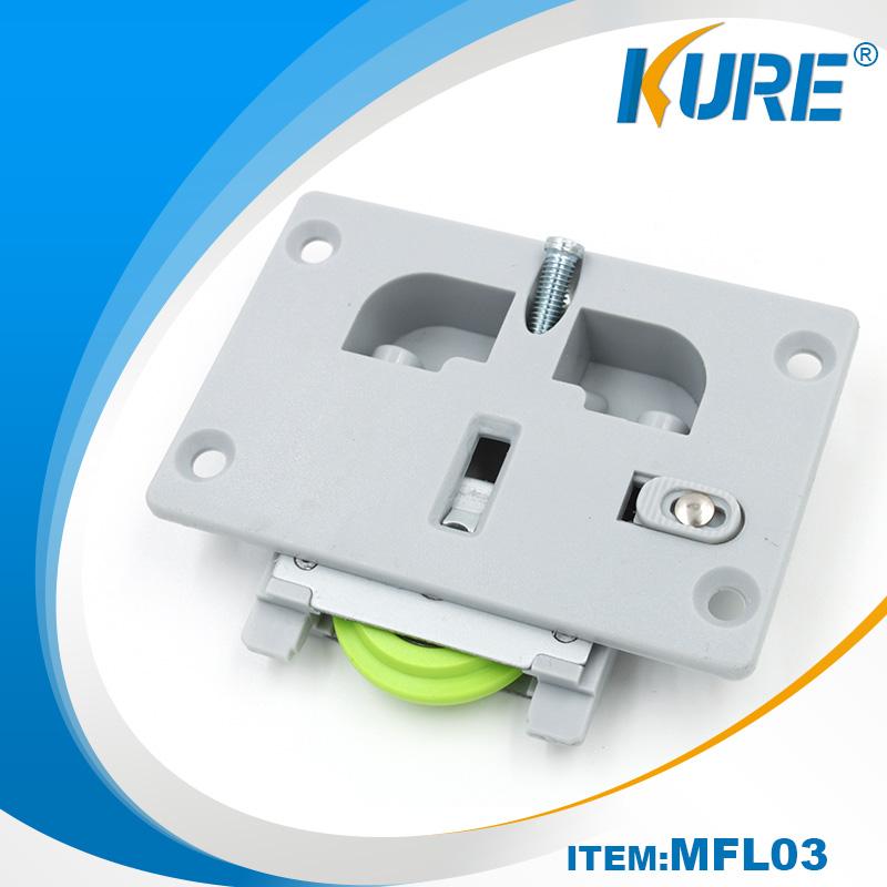 Mööbel Cabinet Lükandsüsteemid Roller puhvriga süsteemi