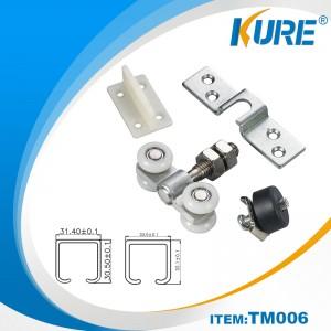 Wholesale Price China Rubber Roller - hanging sliding door system – Kure Hardware