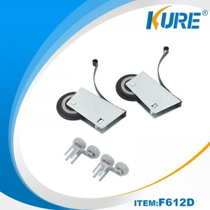 Kure Interior Door Accessories Sliding Closet Door Roller