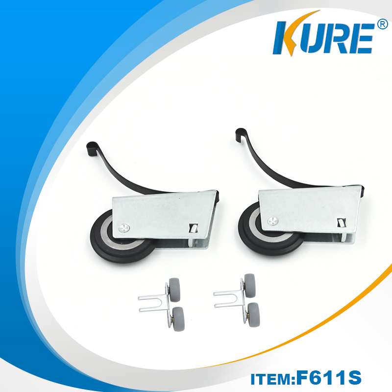 Kure Sliding Door Roller Pulley Kanggo Slide Door