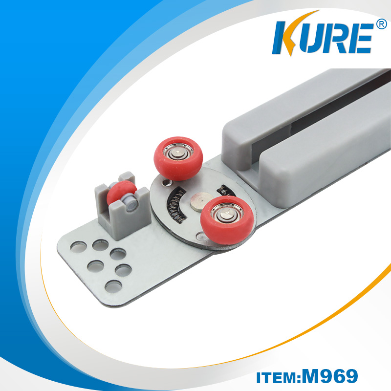 Kure Lembut Tutup Kitchen Sliding Door Damper