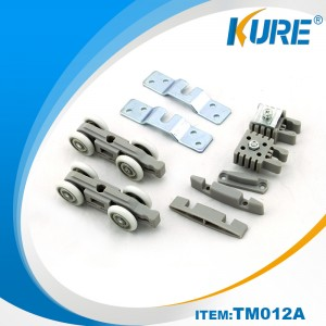 Top Suppliers Hanging Sliding Door Track -