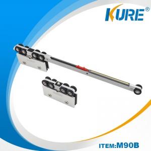 Online Shop China Soft Closing System Sliding Shower Door Roller Parts