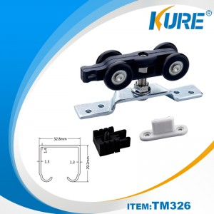 Wholesale Dealers of Stamping Parts Roller For Window -