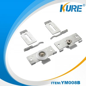 sliding door nylon wheels