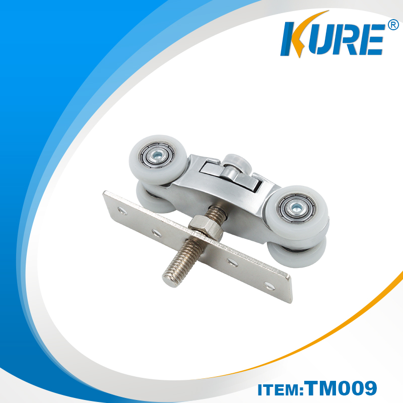 Hanging Pocket Sliding Door Track System Roller