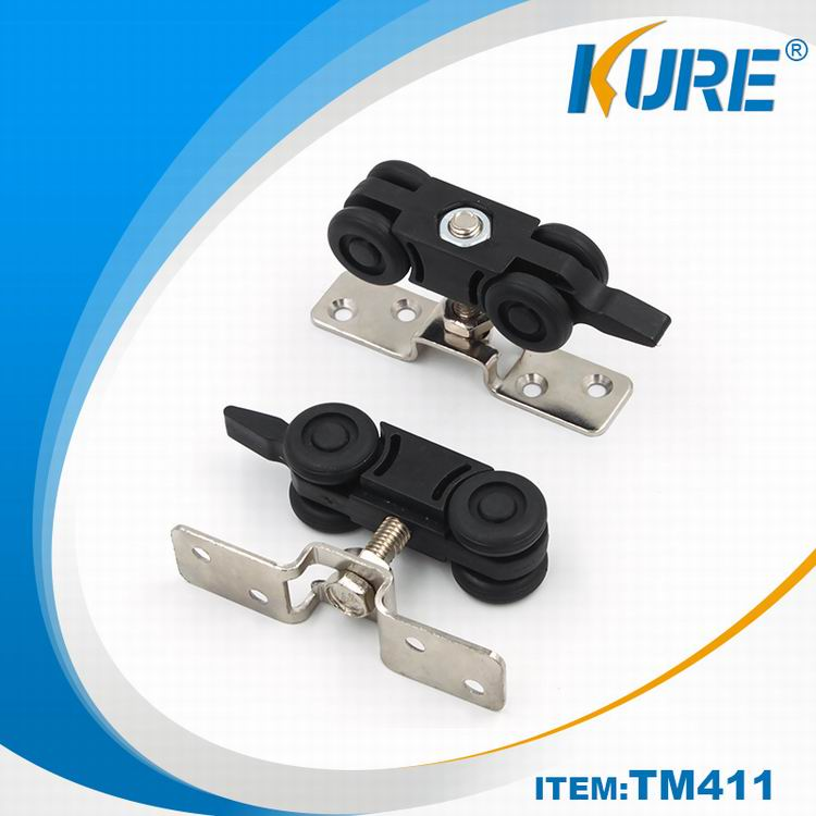 TM411-4 Kure door wheel nylon sliding door roller
