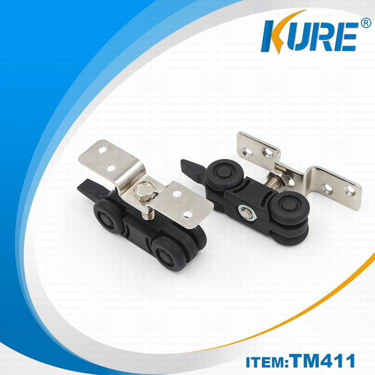 TM411-5 Kure door wheel nylon sliding door roller